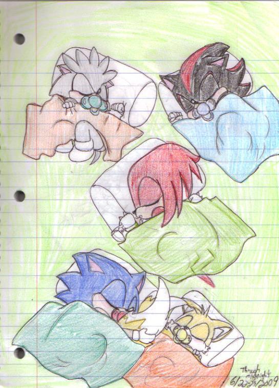 [Archive] Clichés de Tails Sonic_babies_by_Carurisa