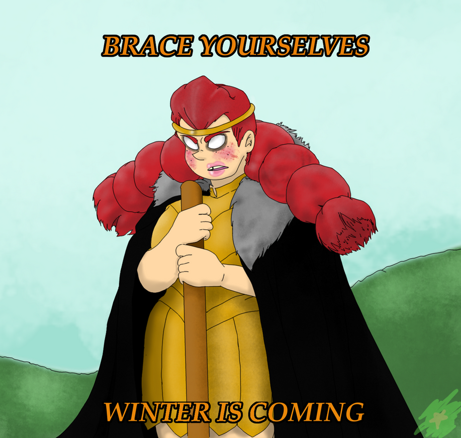 Brace Yourselves by Carurisa