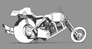 Sniper bike