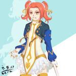 Tales of Berseria - Countdown - Eleanor