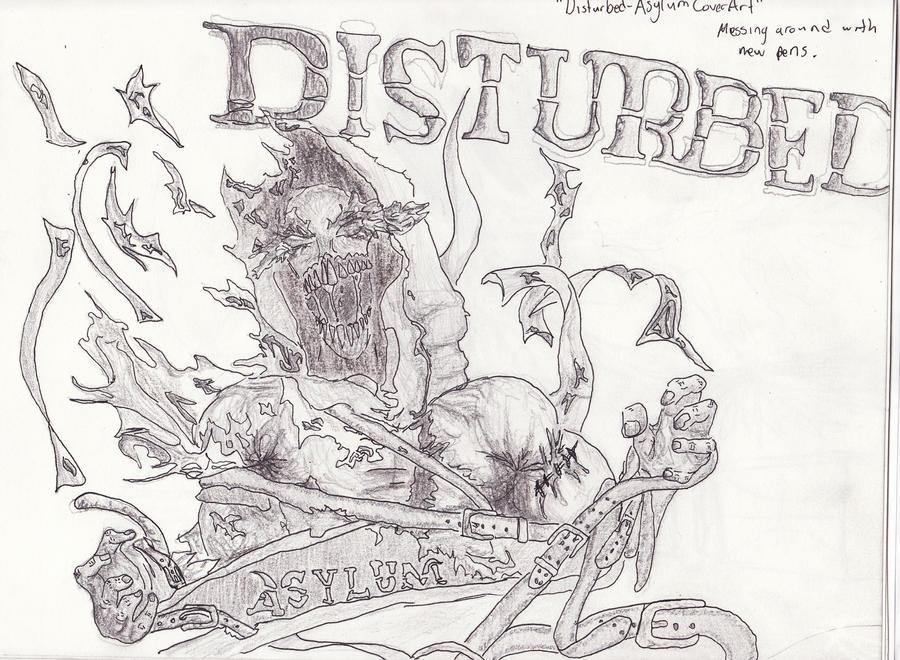 Disturbed Asylum By Krat300
