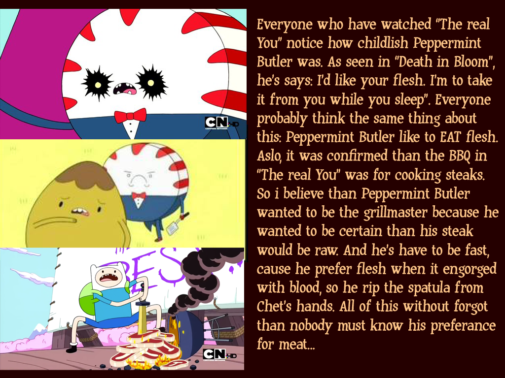 Little Adventure Time Theory Remake By Kimorox On Deviantart