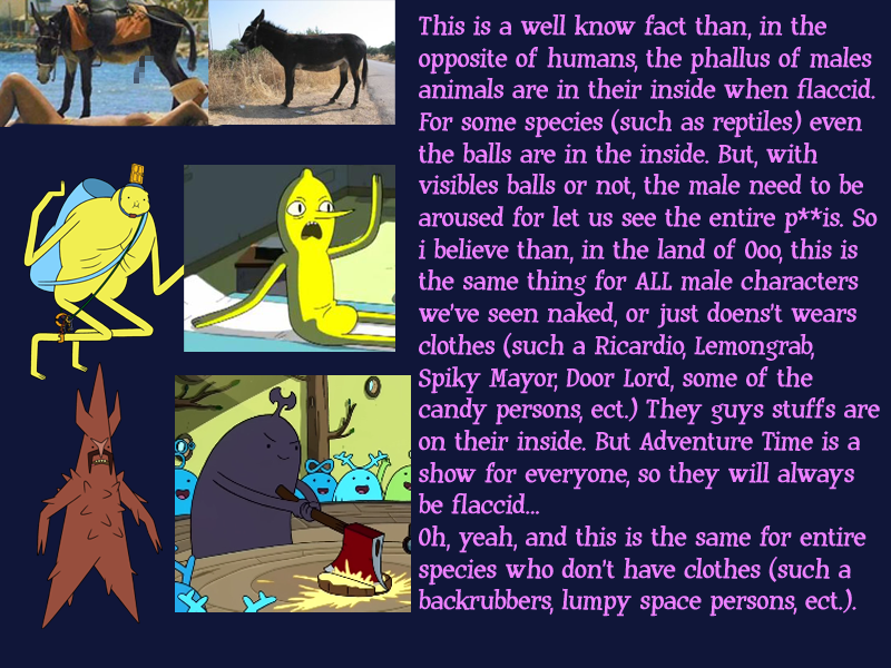 Another Adventure Time Theory By Kimorox On Deviantart