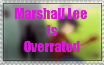 Marshall Lee is overrated ::STAMP:: by Kimorox