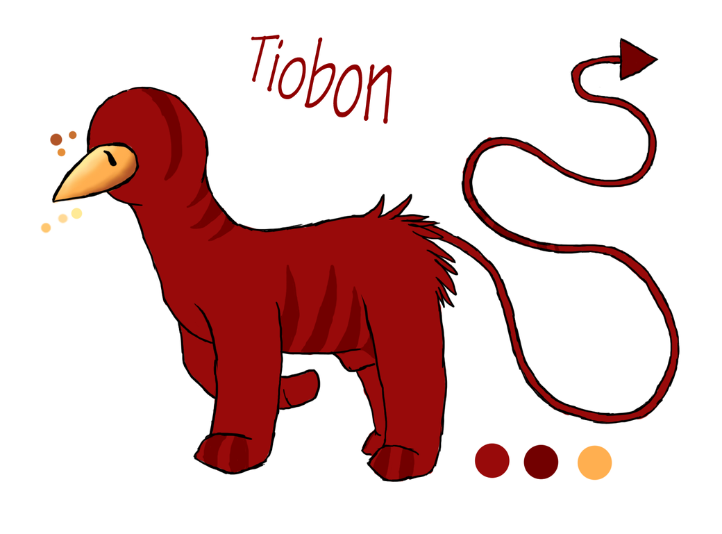 Tiobon by Kimorox
