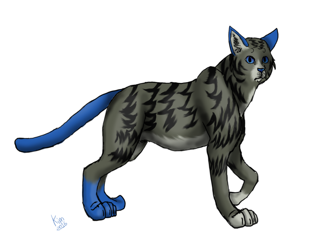Juliora as a Cat by Kimorox