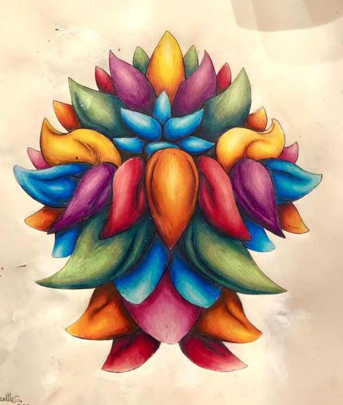 Petals of the Mandala