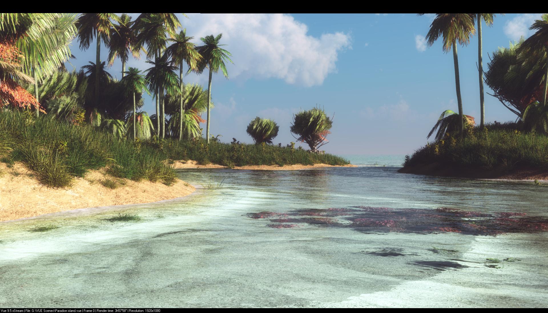 Island by Klontak