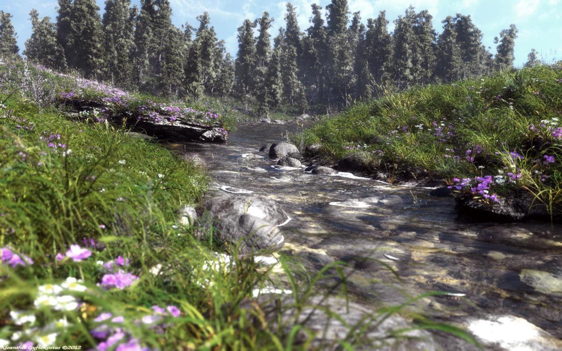 The lifebringer's path by Klontak