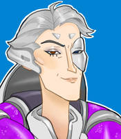 Moira Icon by Loneckii