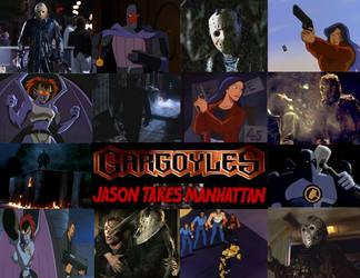 Gargoyles: Jason Takes Manhattan by MyNameIsArchie