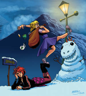 Giana Sisters : Twisted Winter