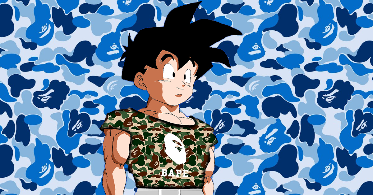 Wallpaper Supreme moreover Hd Supreme Wallpaper as well Trill art likewise Dragon Ball Z X Human Aliens in addition Bart Bypablo 1081. on the simpson supreme bape wallpaper