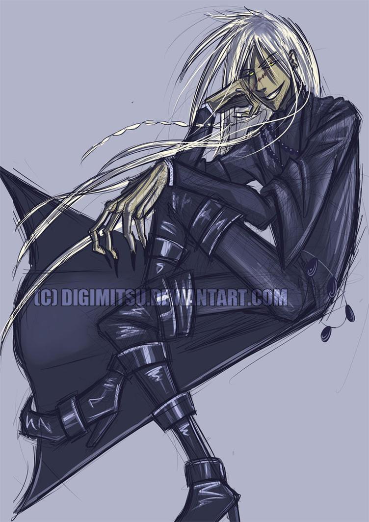 Undertaker - Rhinestone Eyes by Digimitsu