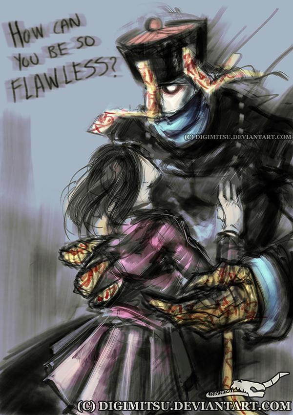 Mr China and Aiya: Flawless by Digimitsu