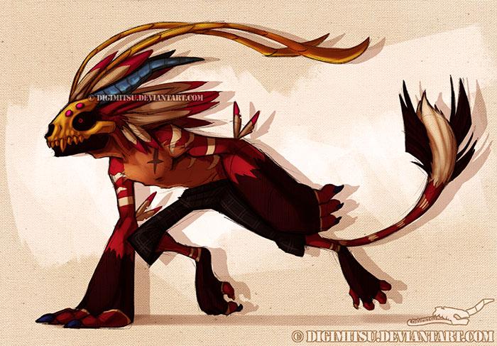Tay: Chibi by Digimitsu