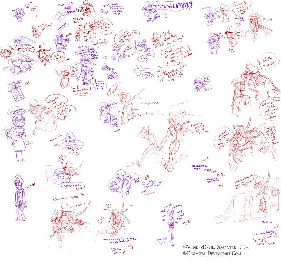 Opencanvas with Vonder: Robotttttssss by Digimitsu