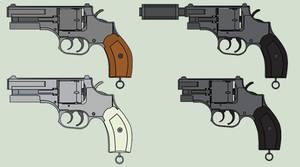 FSG 1107 .42 Revolver by CaldwellB734