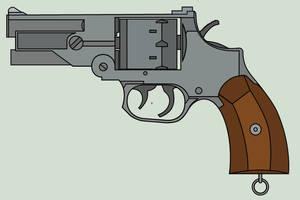 FSG 1125 .46 Magnum Revolver by CaldwellB734
