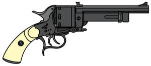 LeMat Model 1885