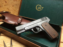 Colt Pocket Hammerless