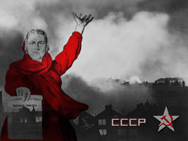 Call of the Motherland - CCCP by das-heretik