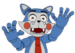 Candy The Cat - Five Nights At Freddy's Fan Made