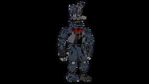 Nightmare Bonnie - Five Nights at Freddy's 4