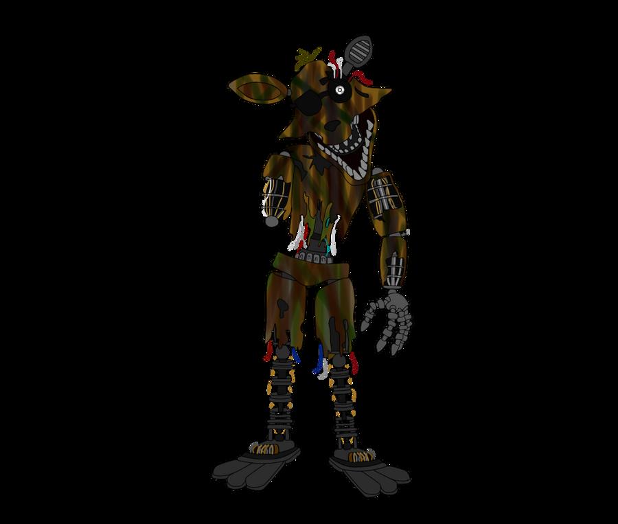 Phantom Foxy Favourites By Foxy Piratecove On Deviantart