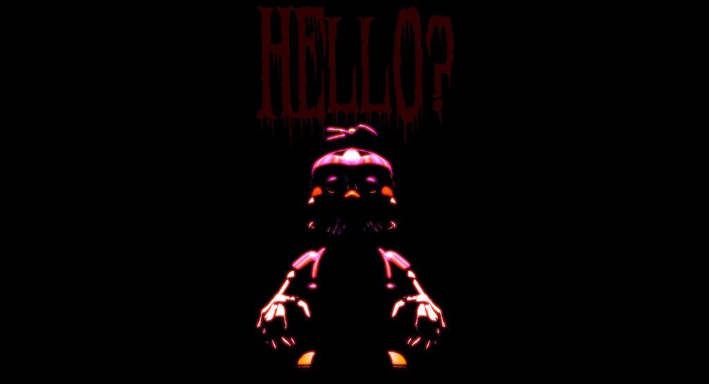 Hello? - Halloween Teaser FNAF 4 by J04C0 on DeviantArt
