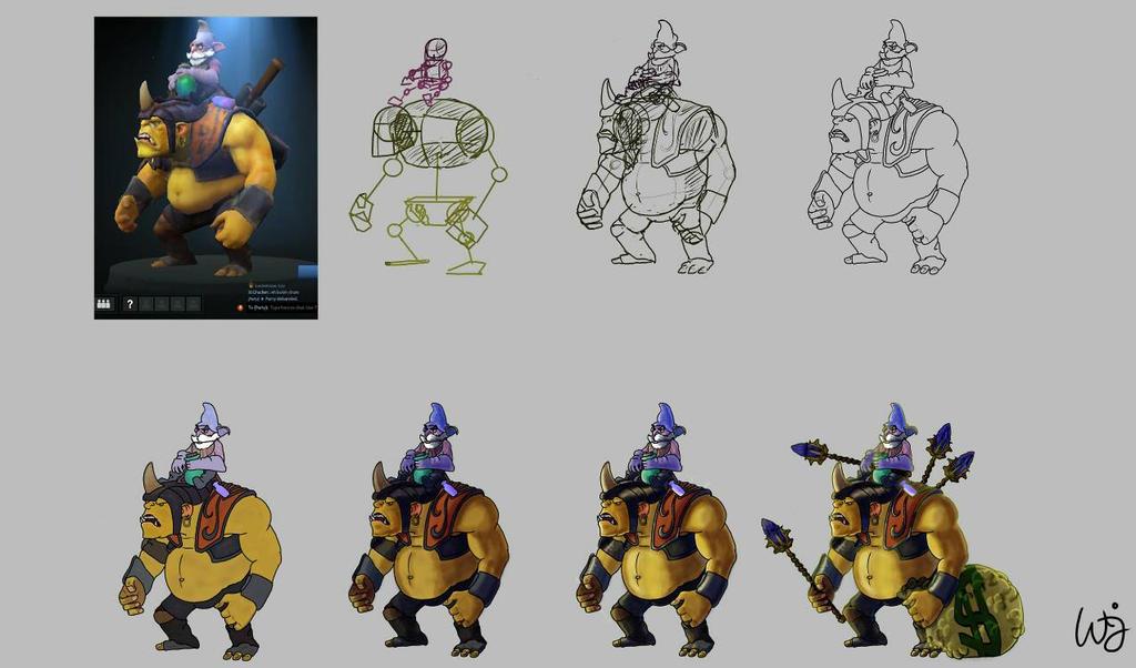 Alchemist Fanart Work Progress by wtjambi1027
