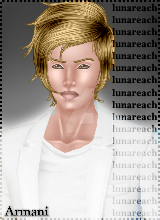 IMVU Profile Display: Armani0001 by TerranDesigns