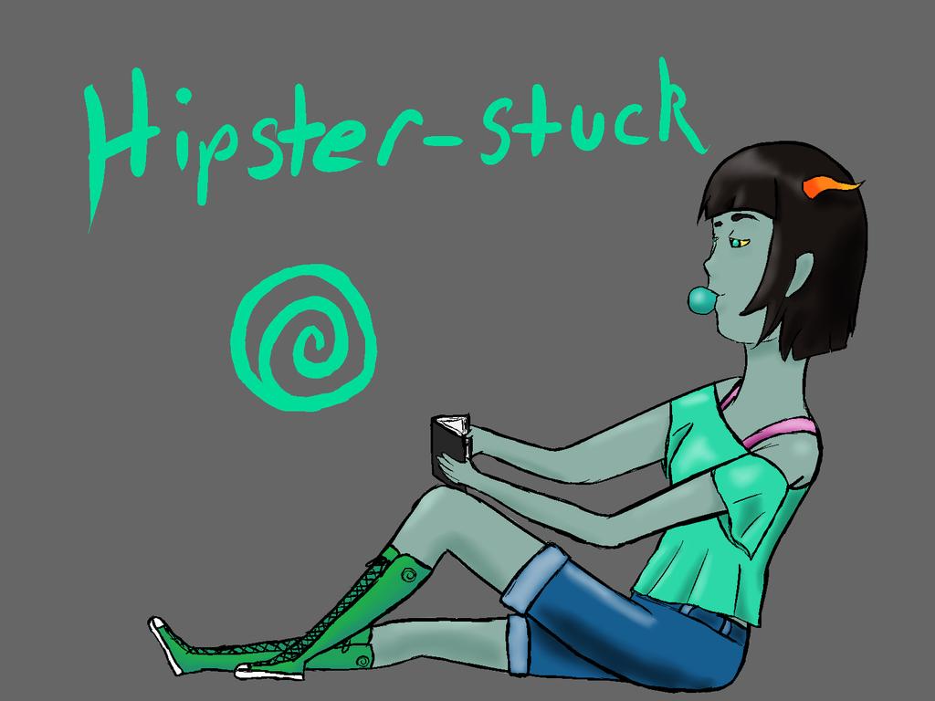 Hipster-stuck Trollsona By Shadygirltaylor On DeviantArt