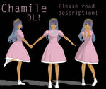 MMD Chamile DOWNLOAD