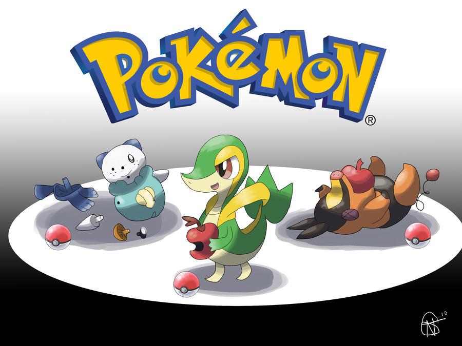 generation 5 pokemon starters. 5th gen starter pokemon,