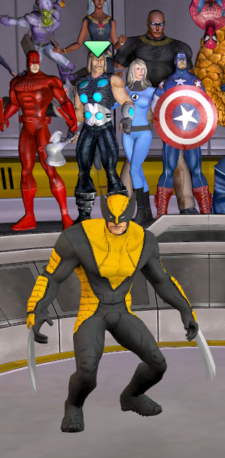 MUA MODS - WOLVERINE ALL NEW MARVEL NOW UPDATED