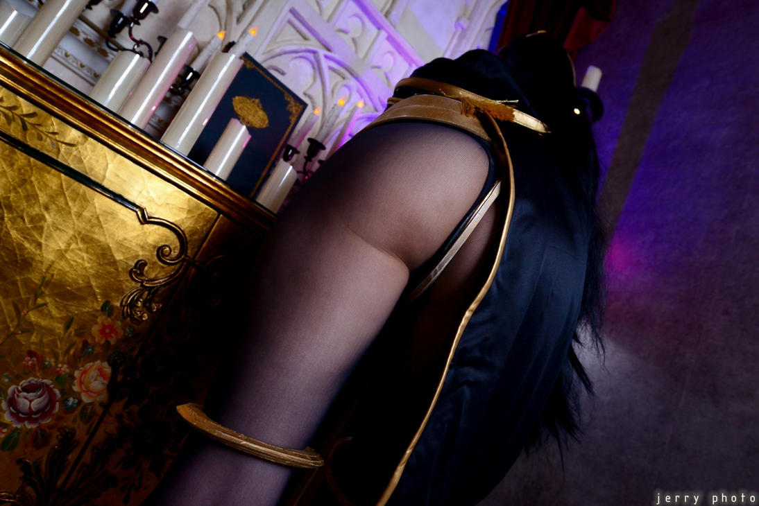 behind tharja by jerry6980