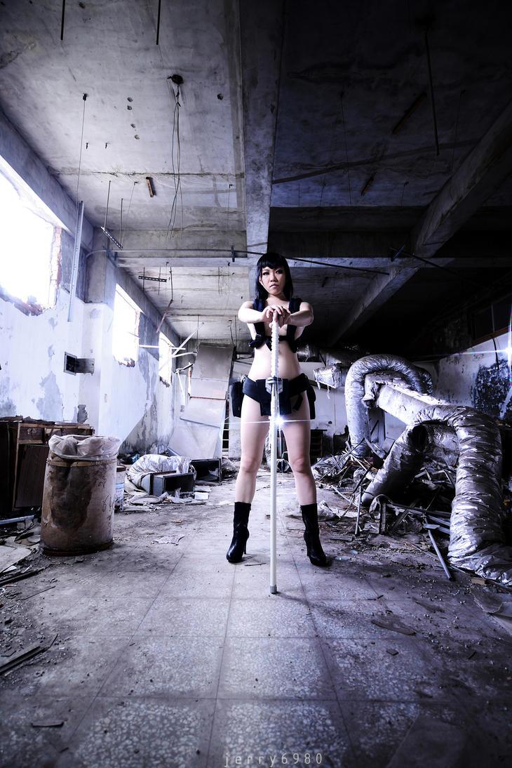 Nudist Satsuki by jerry6980