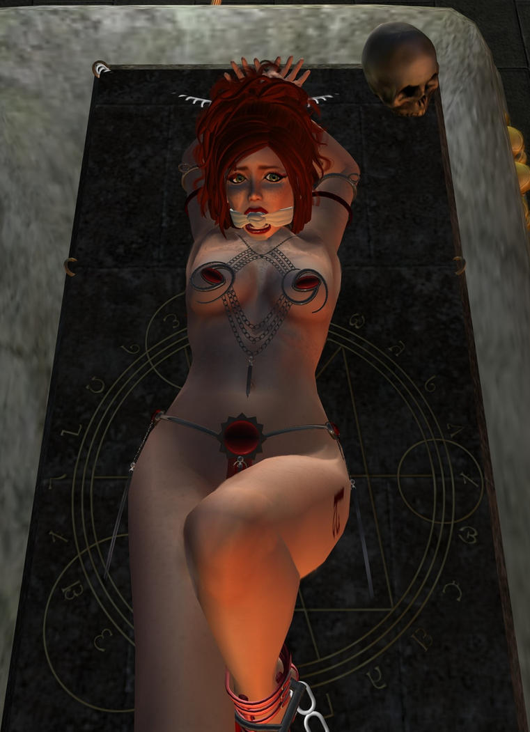 Sacrifice porn pics naked lady