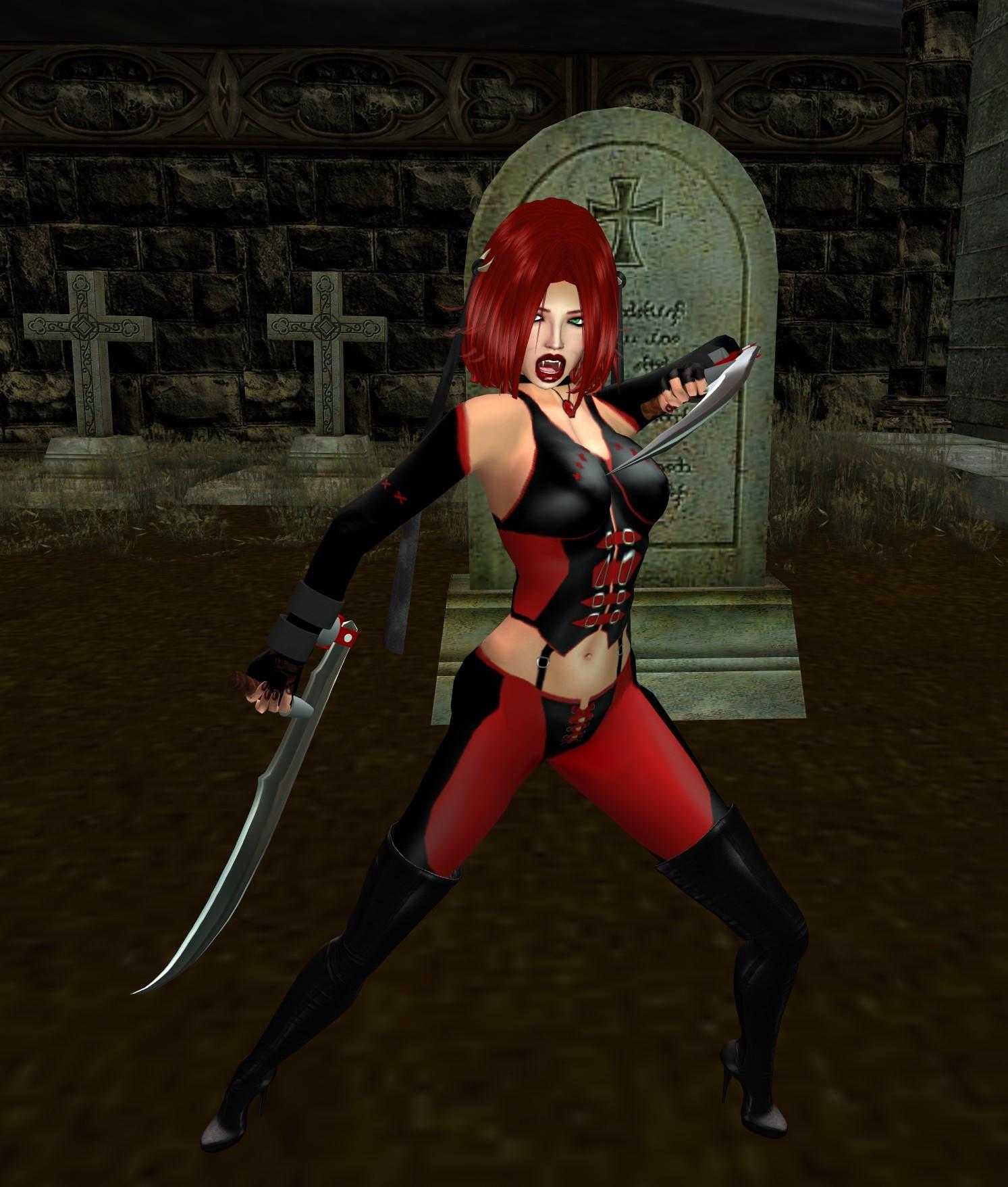 Bloodrayne 2 mods naked videos