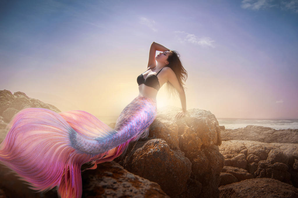 Mermaid by SheenaWoodPhoto