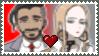 Chairman rose x oleana stamp