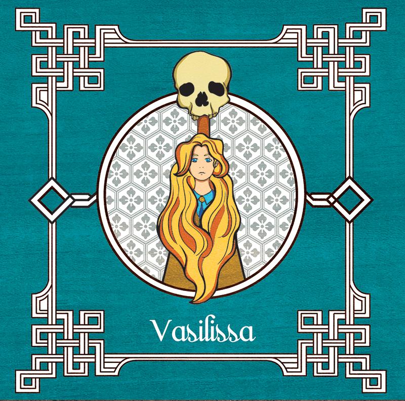 Vasilissa by ElsLavi