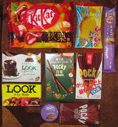 All my sweets December 2020