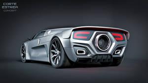 Corte Estrea Car Concept 03