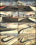 Unity3D Desert Track