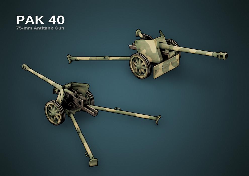 Pak 40 by M0NTEZUMA