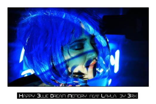 happy blue dream memory