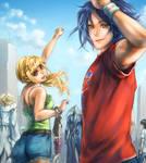 Cartel Salon Manga XVI
