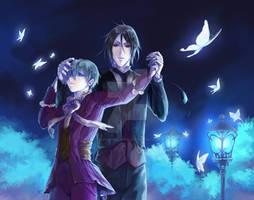 Commission: Kuroshitsuji